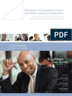 Patterns of Financing