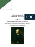Joseph-de-Maistre-Mémoire-au-Duc-de-Brunswick