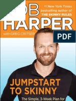 JUMPSTART TO SKINNY by Bob Harper