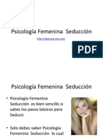 Psicologia Femenina seduccion.pptx