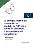 Note sur la compétitivité novembre 2012