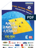 Dossier Depress e 2012 Marseille
