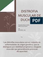 Distrofia Muscular de Duchenne - Presentacion