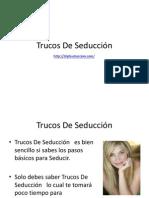 trucos de seduccion.pptx