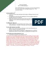Ed 321 Ddp Performance Assessment Feedback