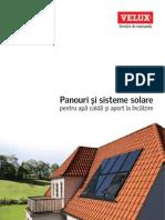 Catalog de Panouri Si Sisteme Solare