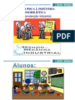 Aplicação do PDCA a Industria