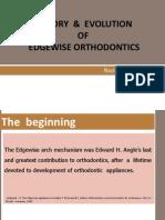 History  of Edgewise Orthodontics (2)