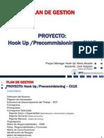 Planificación Hook Up - CX15 al 29.10.2012
