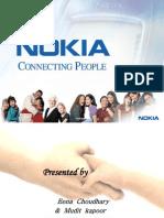 Marketing Strategies of Nokia