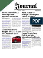 Ultime novità di auto e moto presentate da  Motori.LeggiNotizie.com