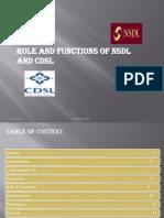 NSDL CDSL