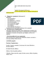 Proyecto II forma Supervisión y conducción técnica de procesos Administrativos