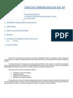 Urgencias en APII Ver 03