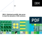 G507-0716-01 Optimized PureXML Data Server to Serve SOA Solutions