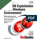 Sg246893 DB2 UDB Exploitation of Windows Environment