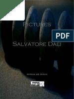 Dalí Salvador - Obras