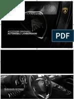 Accesorios del Lamborghini Veneno