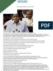 The Hindu _ Business _ Economy _ Budget 2013-14_ Highlights