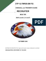 stp 12-79r35-sm-tg recruiter