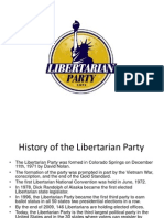 Libertarian Party - Soz Pippppp