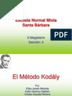 4483835 El Metodo Kodaly