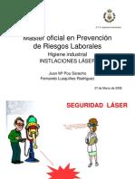 Seguridad Laser