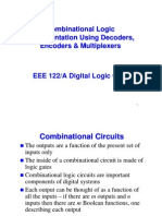 Eee 122 Combination Al Logic Chapter 4