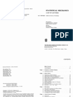 FEYNMAN Statistical_mechanics