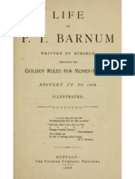 The Life of P T Barnum 15331241