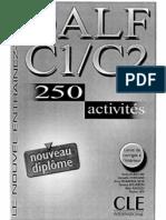 DALF-C1-C2