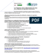 OSHA Inspection CranesFactSheet 02 Spanish
