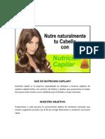 Catalogo de Productos 2013 by Nutricion Capilar