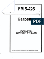Army Engineer Carpentry