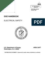 Dept. of Energy Electrical Safety Handbook