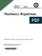Navy Machinist Machinery Repairman