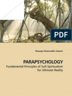 Lectures on Parapsychology