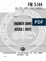 Army Vietnam Engineer Shore Assault Unit