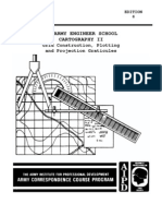 Army Engineer Cartography IX Map Overlays   Drawing   Map