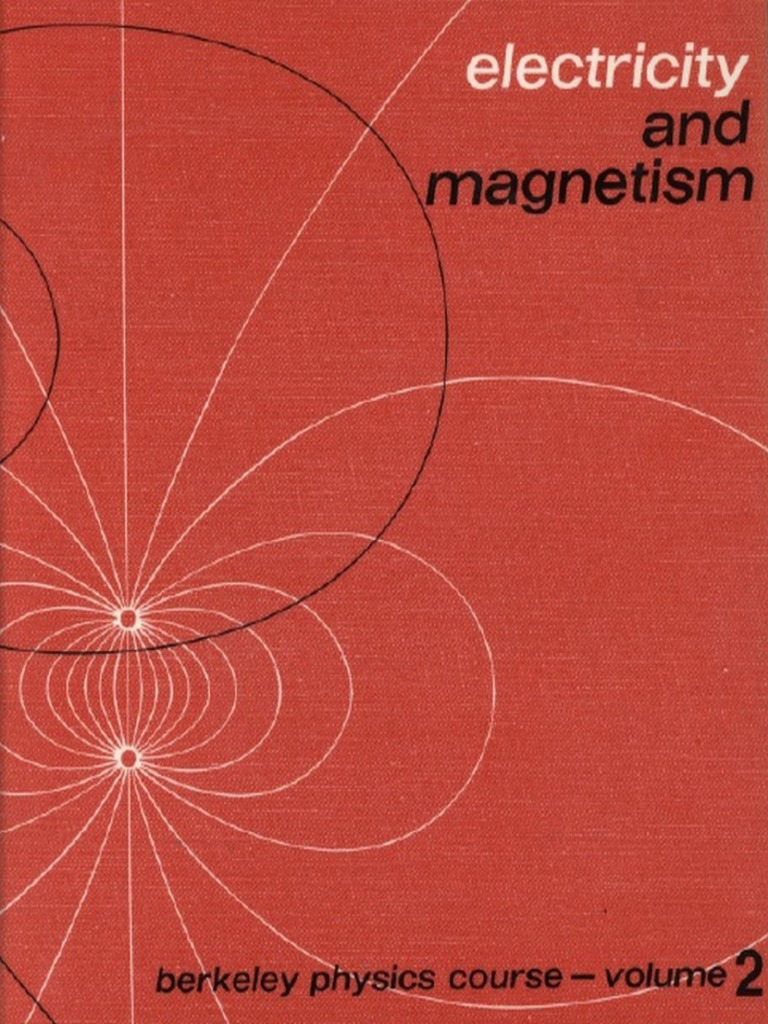 Electricity and magnetism berkeley physics course purcell fandeluxe Images
