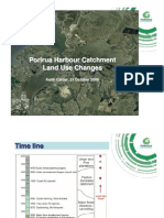 Porirua Harbour Seminar Series - Pres 2 - Porirua Harbour History of Land Use
