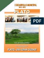 Plan de Desarrollo-Municipio Plato 2012-2015