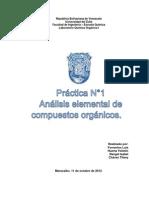 Informe 1 Organica I (1)