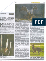 Get out and go wild column, The Oxford Times (July 2012)