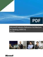 Microsoft CoreBanking MIRA-B - Final