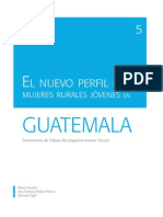 Mujeres Rurales en Guatemala