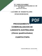 Proyecto Langosta Manuel Moreno 2010