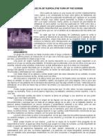 OTRA VUELTA DE TUERCA. Análisis completo de la obra