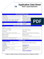 Hilarion App Data Sheet 030408