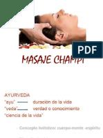 MASAJE CHAMPI